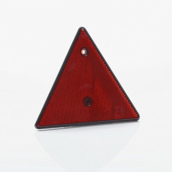 Reflectante triangular rojo 05008