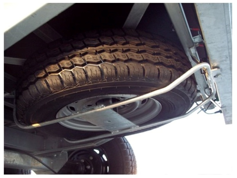 Soporte rueda de repuesto Plataformas TOPLINE 650/680/670/660