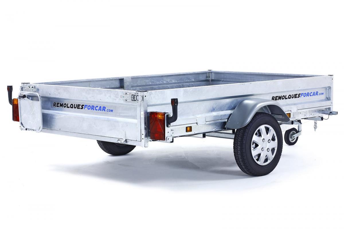 Lateral de acero 40cm. para INDIANAPOLIS 300-brake-plus