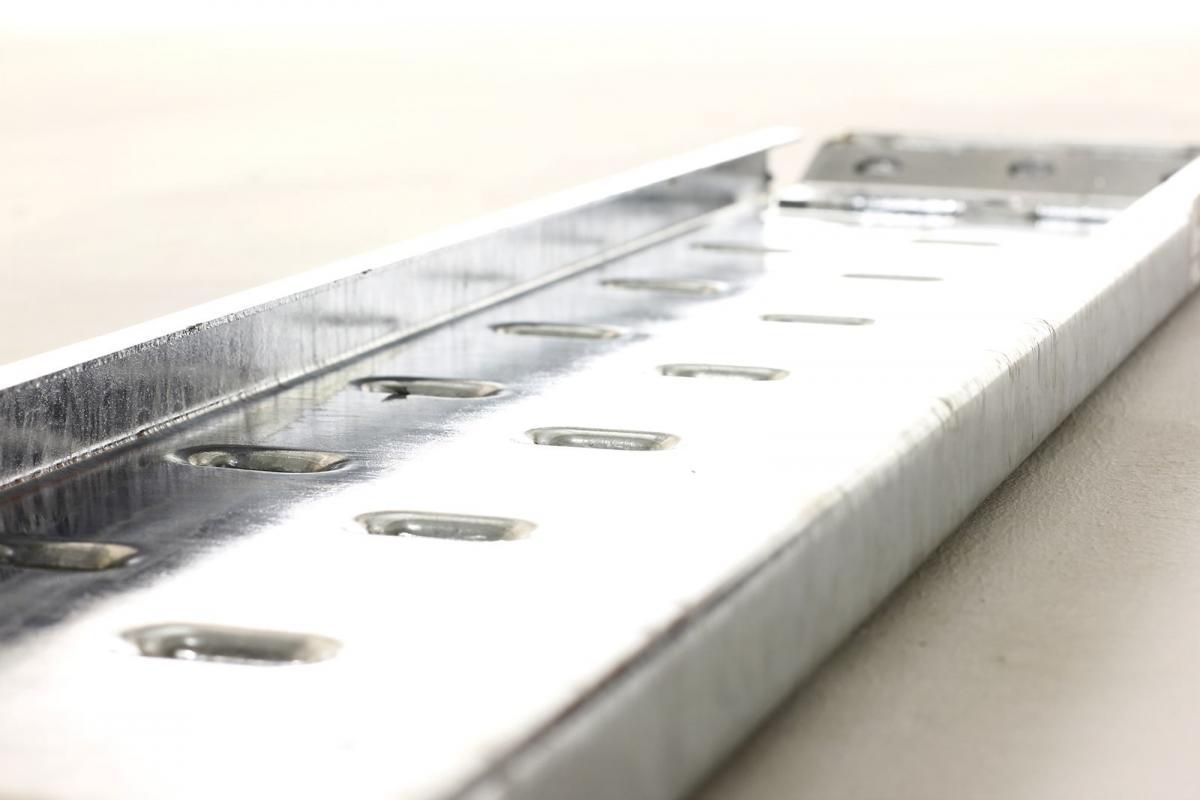 Juego 2 Rampas de acero 1,50x20m 200Kg
