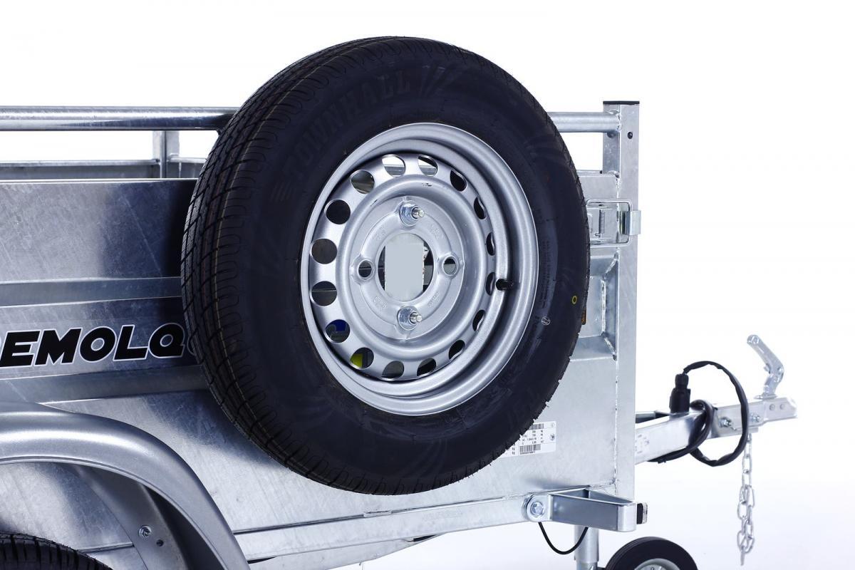 Soporte rueda de repuesto ROBUST 4T130