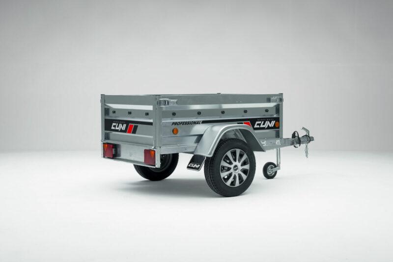 Remolque de carga Cuni 150