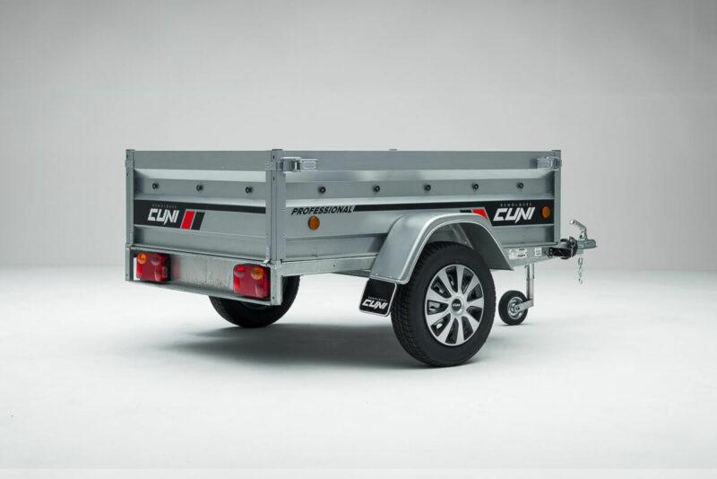 Remolque de carga Cuni 170 10