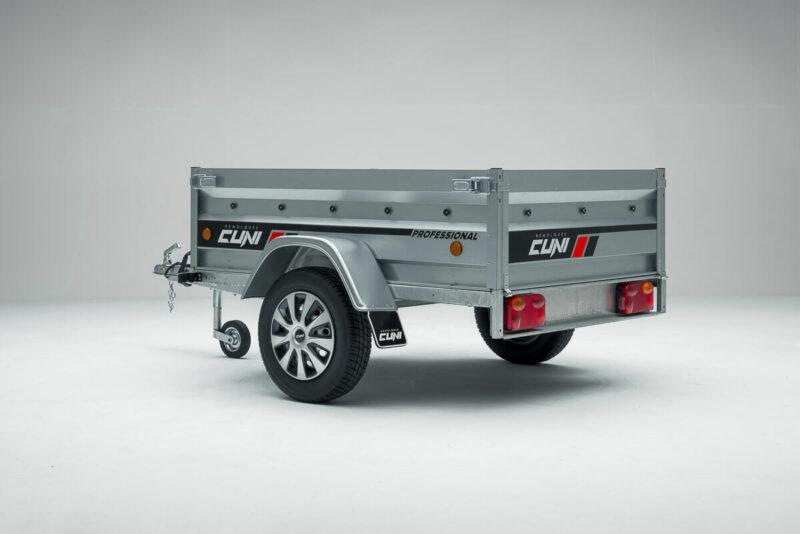Remolque de carga Cuni 170 13