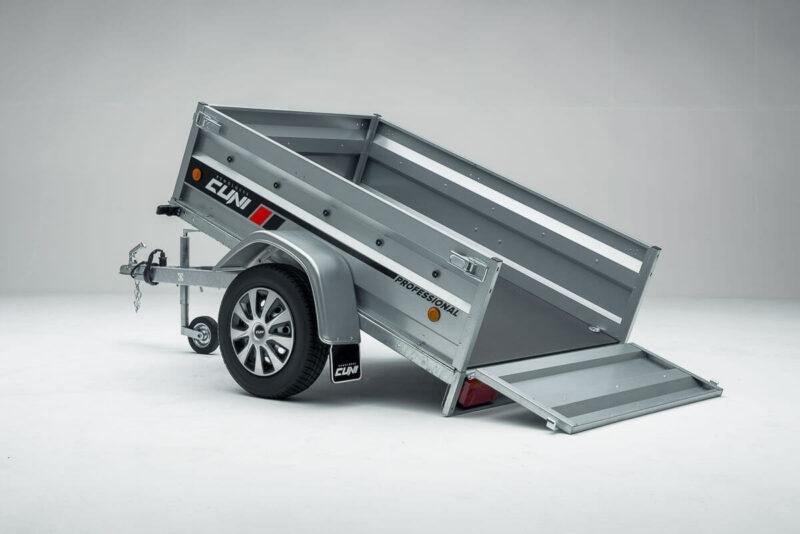 Remolque de carga Cuni 170 14