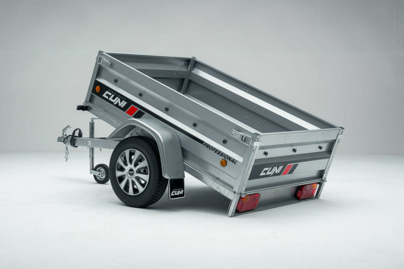 Remolque de carga Cuni 170 15
