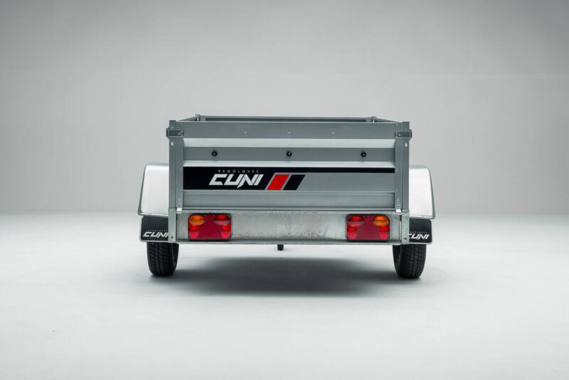Remolque de carga Cuni 170 16 1