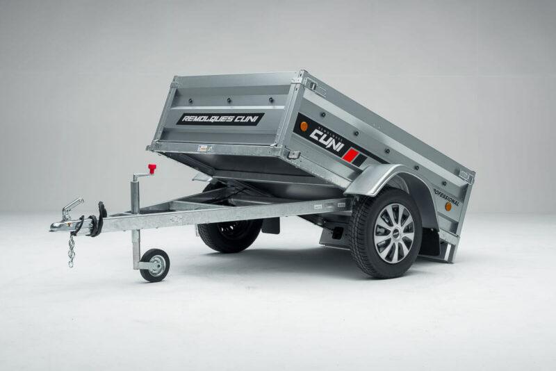 Remolque de carga Cuni 170 20 1