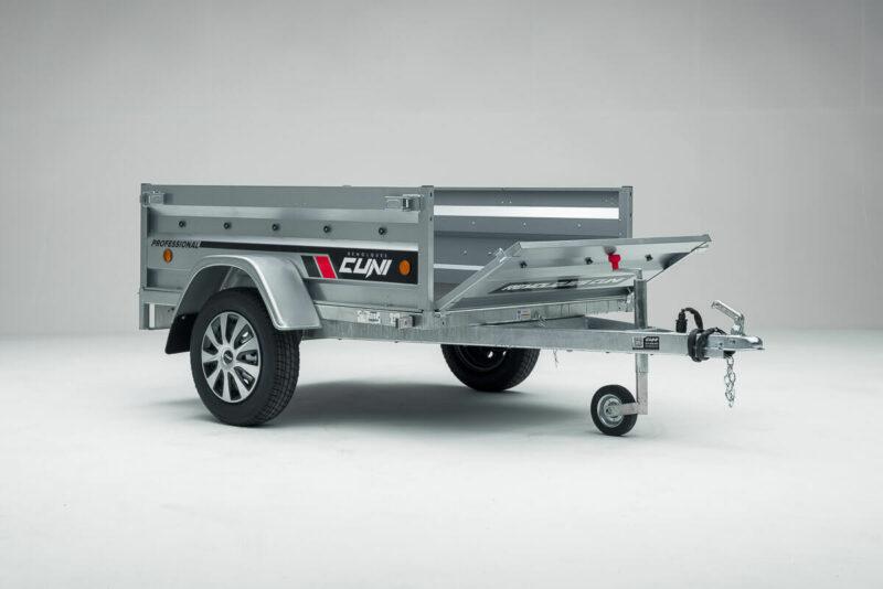 Remolque de carga Cuni 170 22