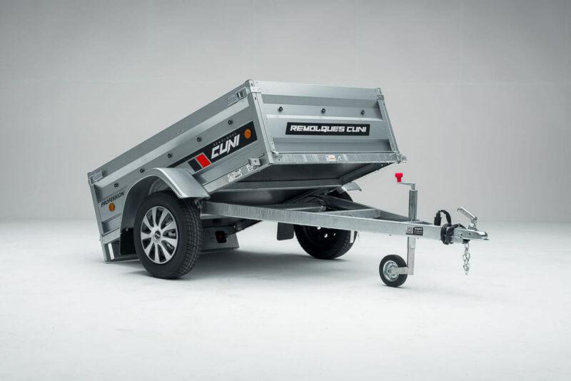 Remolque de carga Cuni 170 23