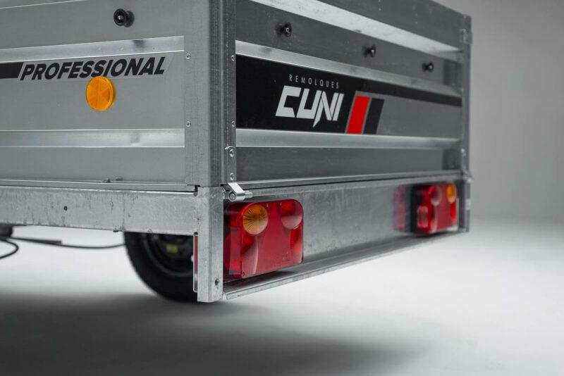 Remolque de carga Cuni 170 6