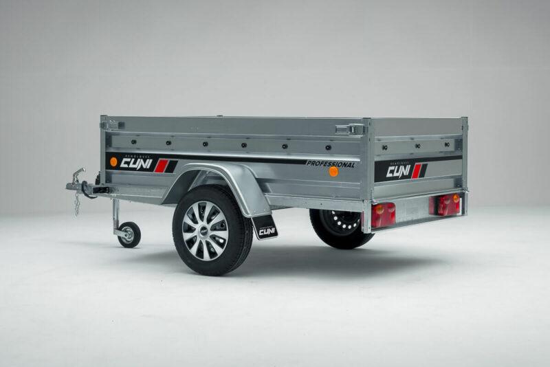 Remolque de carga Cuni 205 13