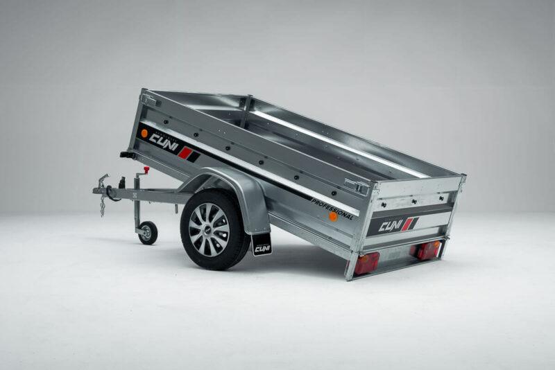 Remolque de carga Cuni 205 14
