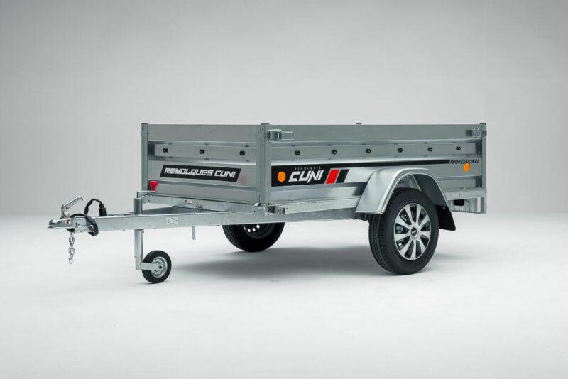 Remolque de carga Cuni 205 16