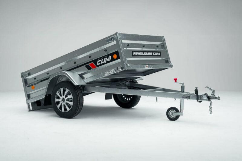 Remolque de carga Cuni 205 19