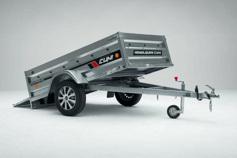 Remolque de carga Cuni 205 20