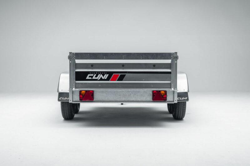 Remolque de carga Cuni 240 PRO 5