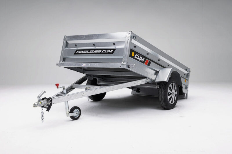 Remolque de carga Cuni 240 S 10