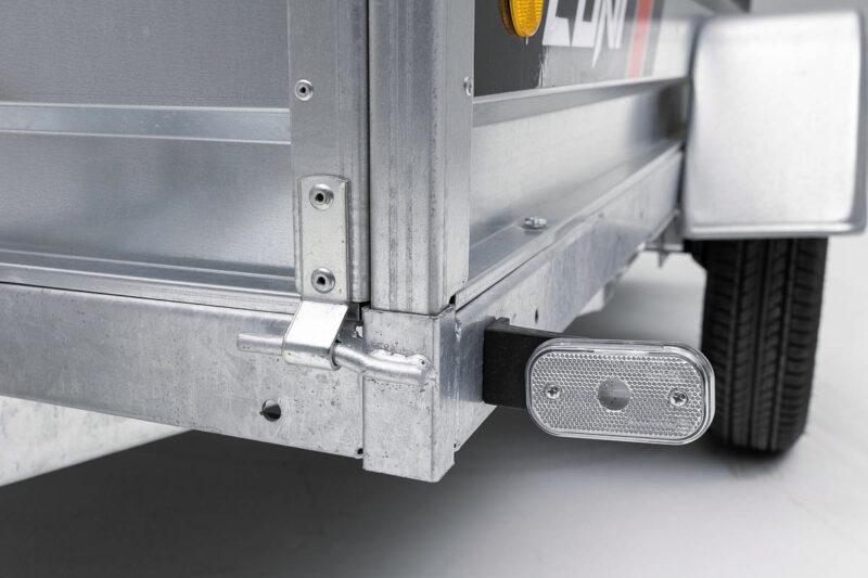 Remolque de carga Cuni 240 S 12
