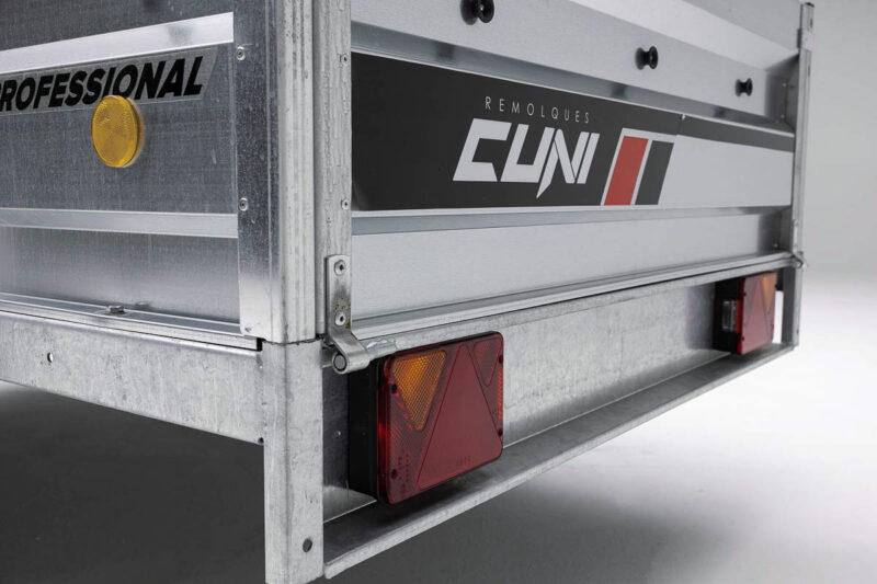 Remolque de carga Cuni 240 S 14