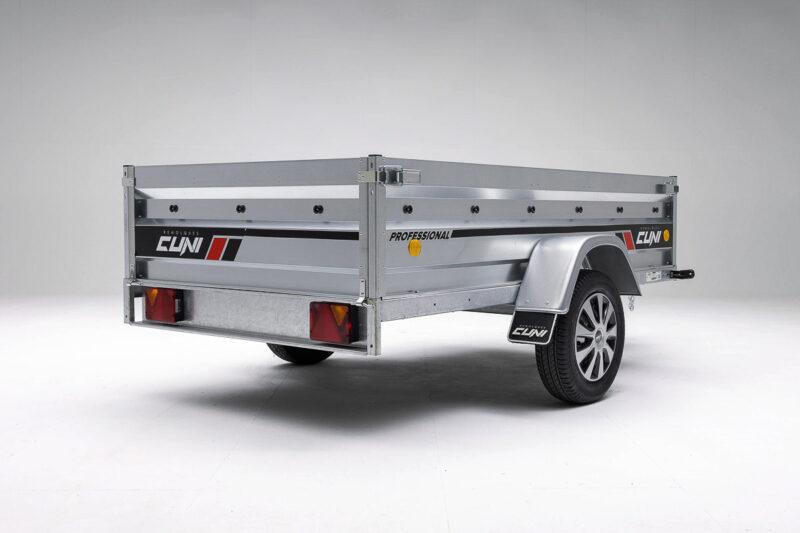 Remolque de carga Cuni 240 S 3