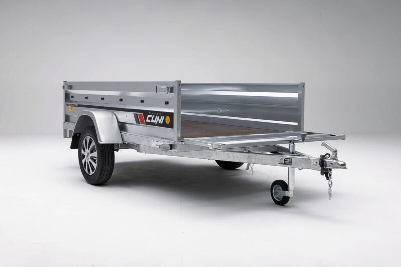 Remolque de carga Cuni 240 S 6