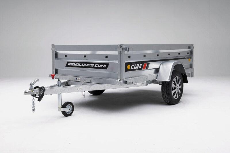 Remolque de carga Cuni 240 S 8