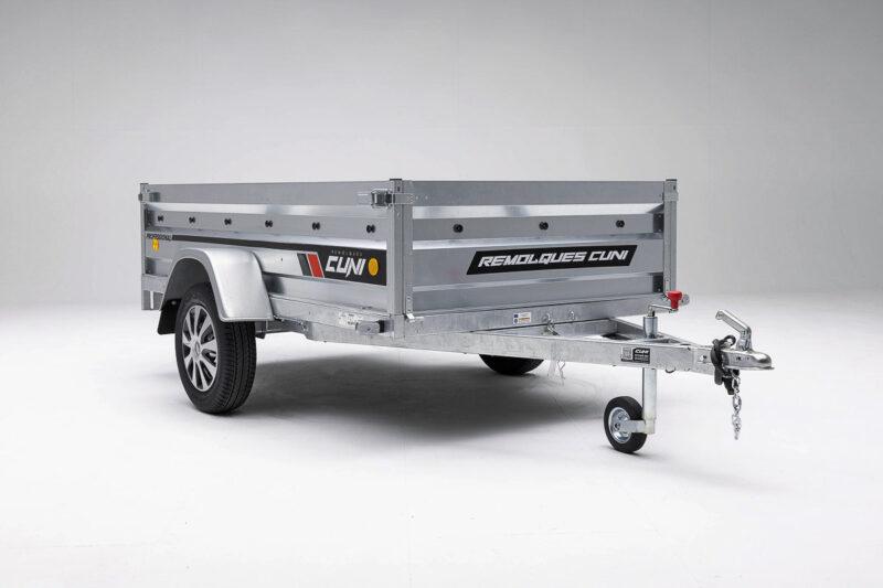 Remolque de carga Cuni 240 S