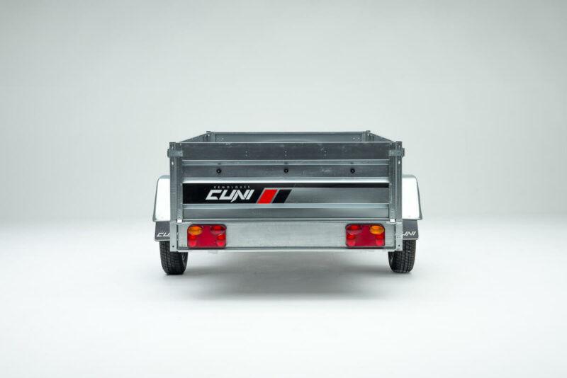 Remolque de carga Cuni 240 con Freno 6