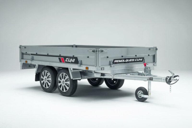 Remolque de carga Cuni 250 Max