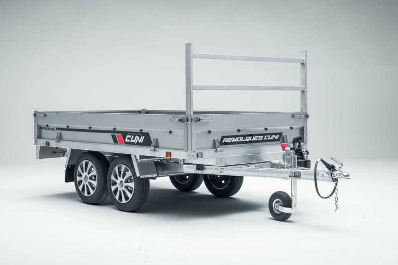 Remolque de carga Cuni 250 Max 11