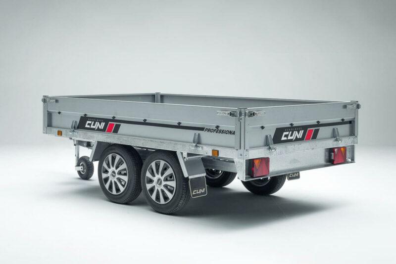 Remolque de carga Cuni 250 Max 15