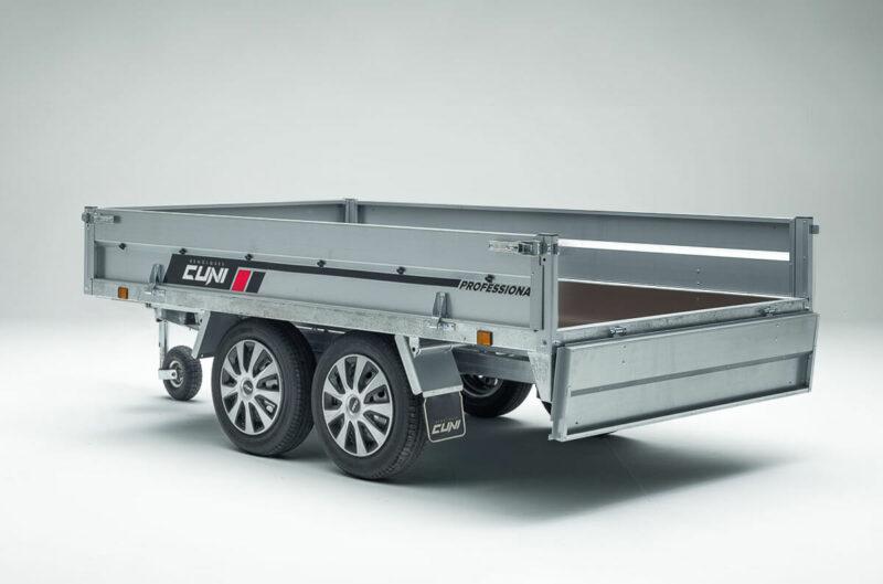 Remolque de carga Cuni 250 Max 16