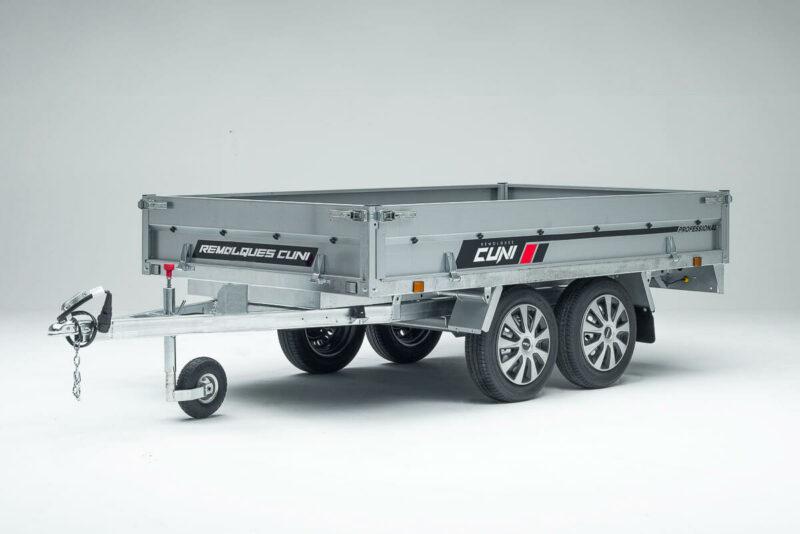 Remolque de carga Cuni 250 Max 19