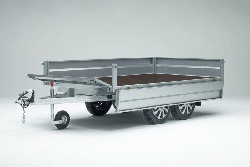 Remolque de carga Cuni 250 Max 20