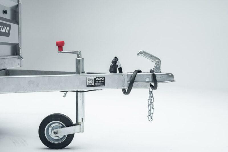 Remolque de carga Cuni 250 Max 6