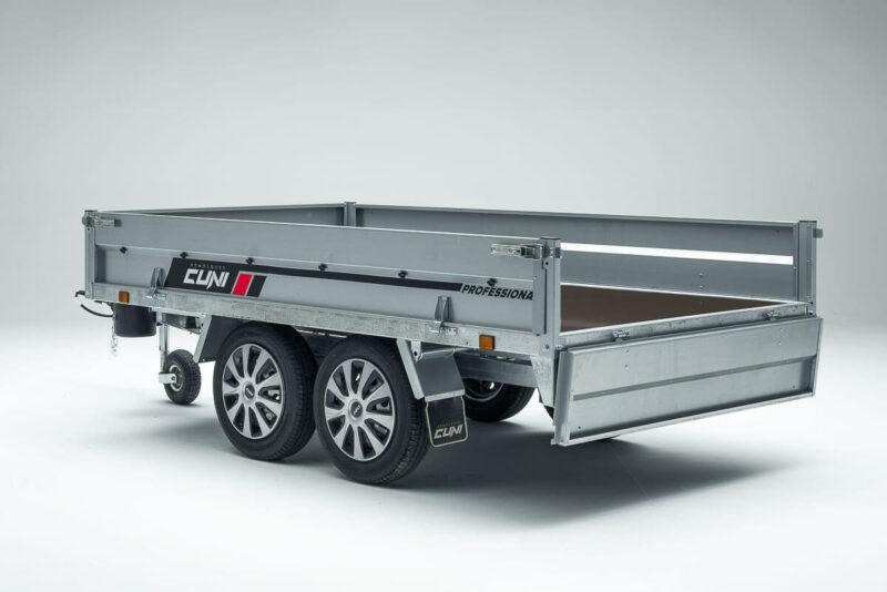 Remolque de carga basculante Power Box Eco 16
