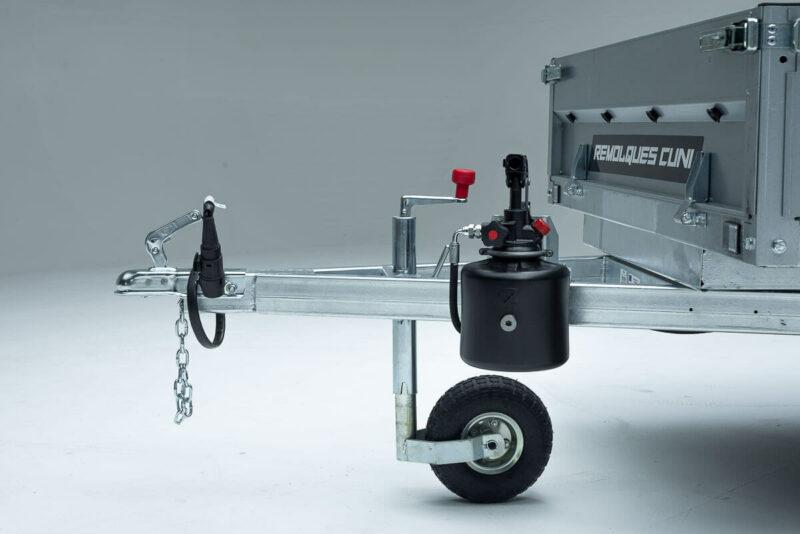 Remolque de carga basculante Power Box Eco 2