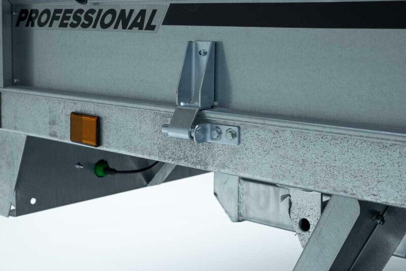 Remolque de carga basculante Power Box Eco 4