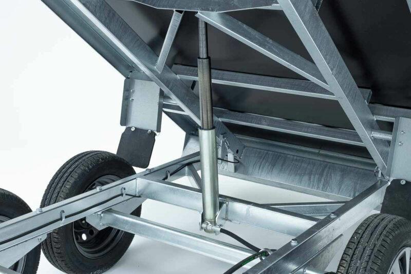Remolque de carga basculante Power Box Eco 6