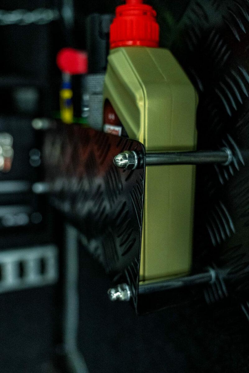 Remolque de fibra ONNE RACE interior 14
