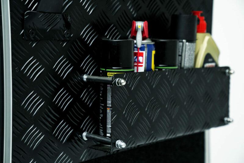 Remolque de fibra ONNE RACE interior 2