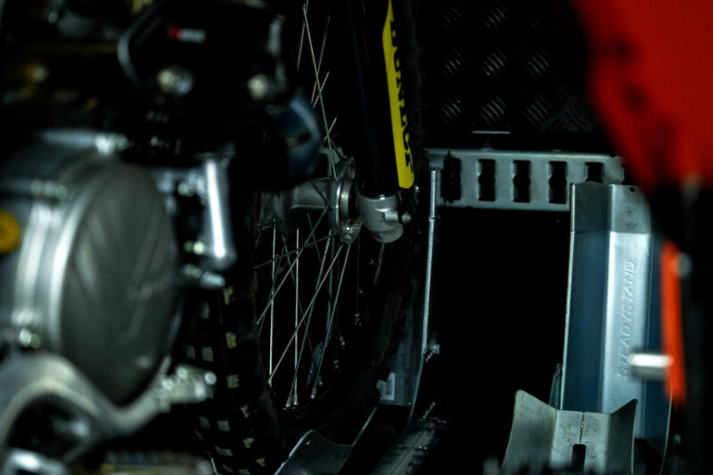 Remolque de fibra ONNE RACE interior 22