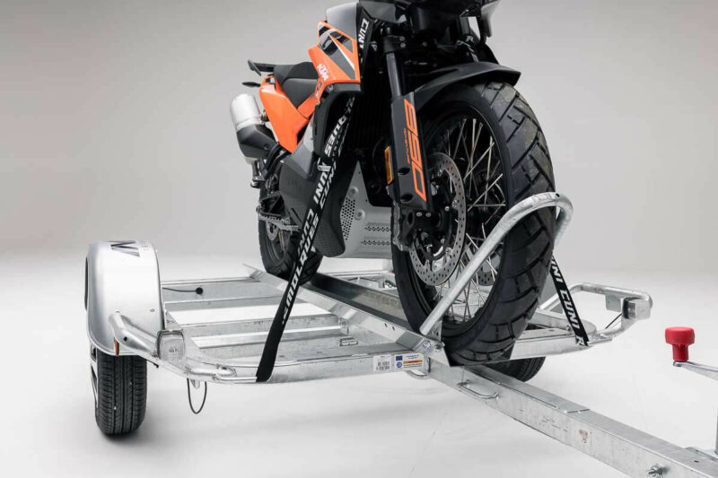 Remolque para dos motos SPORTMAN 2R 11 1