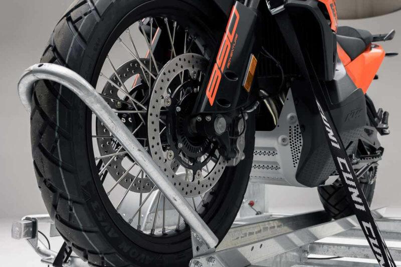 Remolque para dos motos SPORTMAN 2R 15