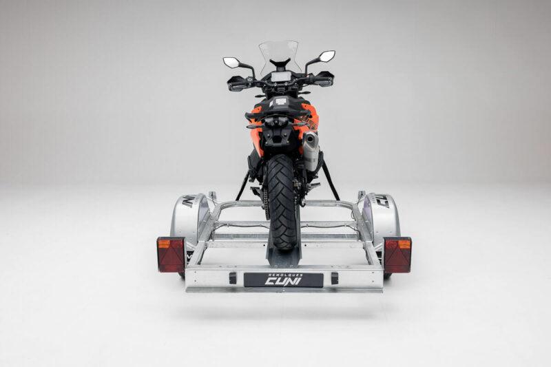 Remolque para dos motos SPORTMAN 2R 6 1