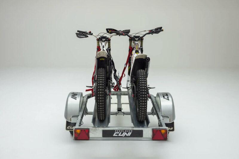 Remolque para dos motos SPORTMAN 2R 6
