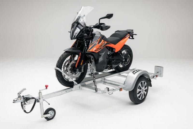 Remolque para dos motos SPORTMAN 2R 9 1