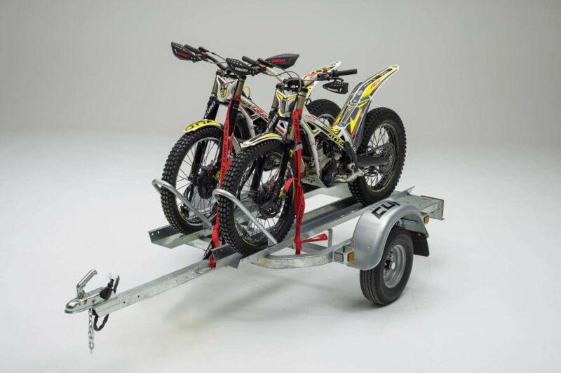 Remolque para dos motos SPORTMAN 2R 9