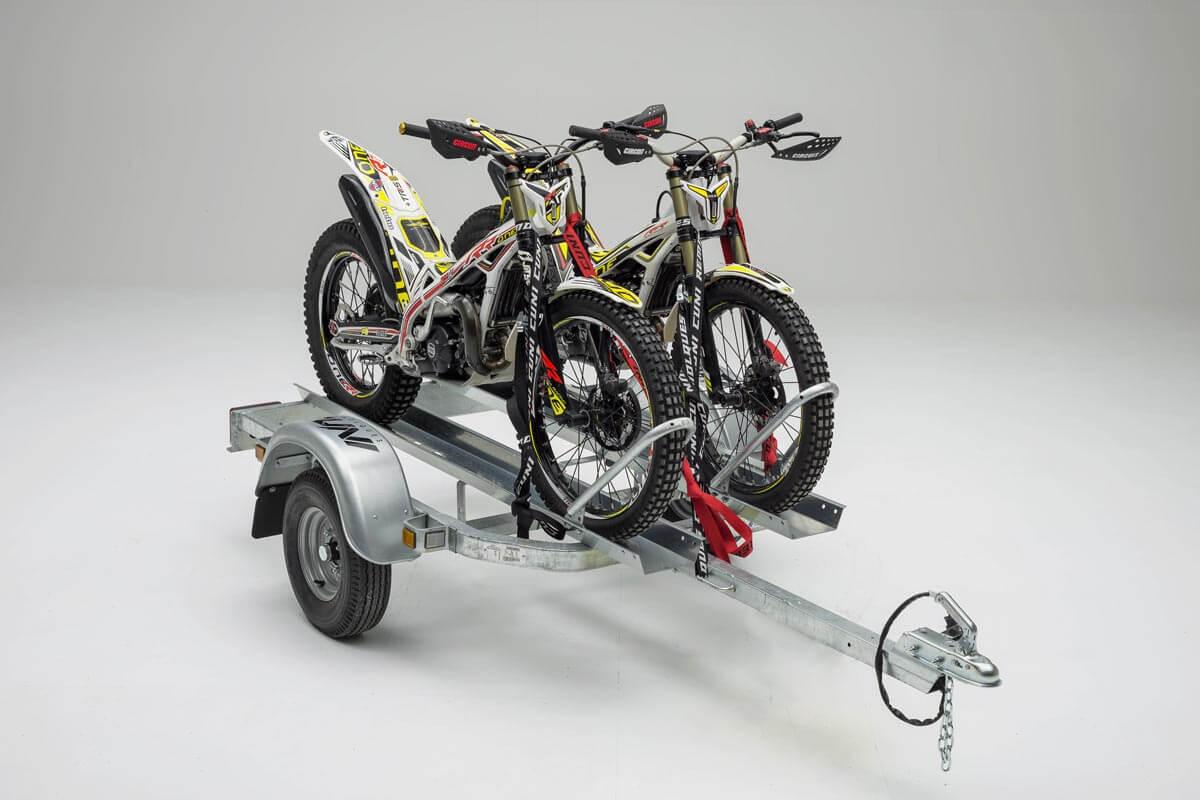 Remolque para dos motos SPORTMAN 2R